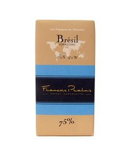 Tableta chocolate negro Brasil - Pralus