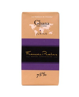 Tableta chocolate negro Ghana - Pralus