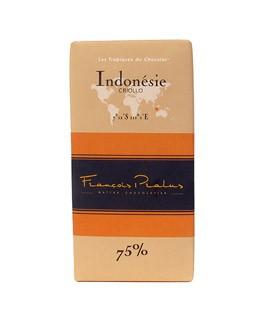 Tableta chocolate negro Indonesia - Pralus