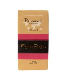 Tableta chocolate negro Papúa Nueva Guinea - Pralus