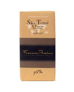 Tableta chocolate negro São Tomé - Pralus