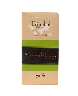 Tableta chocolate negro Trinidad - Pralus