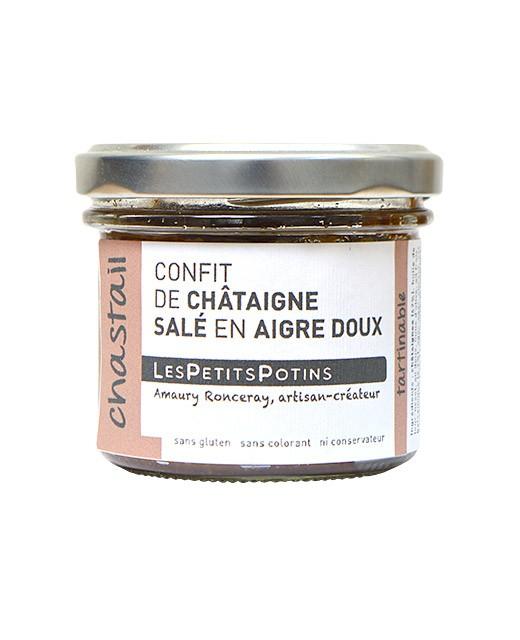 Confit de Castaña - Les Petits Potins