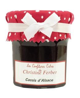 Mermelada de grosellas negras - Christine Ferber