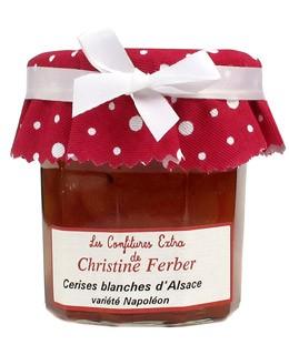 Mermelada de cerezas blancas - Christine Ferber