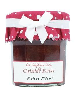 Mermelada de fresa - Christine Ferber