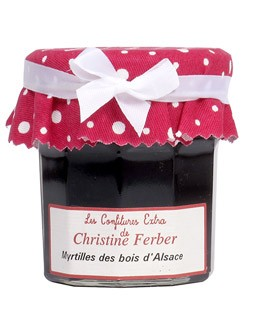 Mermelada de arándanos - Christine Ferber