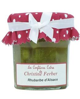 Mermelada de ruibarbo - Christine Ferber