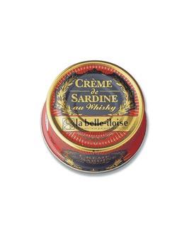 Crema de Sardina con whisky - La Belle-Iloise