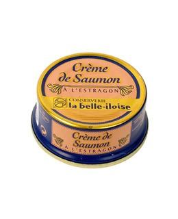 Crema de salmón al estragón - La Belle-Iloise