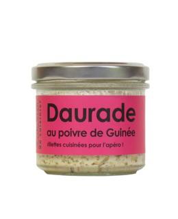 Dorada gris con pimienta de Guinea - L'Atelier du Cuisinier