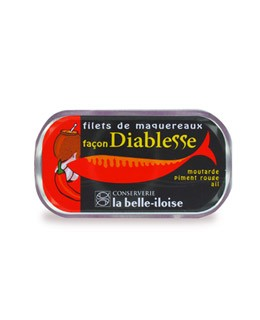 "Filetes de caballa estilo ""Diablesse"" - La Belle-Iloise"