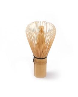 Batidor de Matcha de bambú -