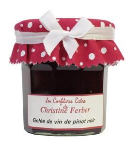 Jalea de vino de pinot noir - Christine Ferber