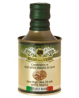Aceite de oliva a la trufa blanca de Alba - Regno degli Ulivi