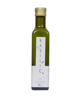 Aceite de oliva con albahaca - Libeluile