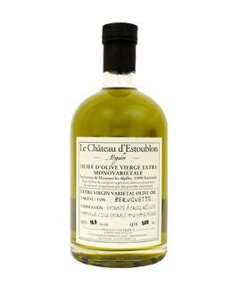 Aceite de oliva virgen extra - Beruguette 100% - Château d'Estoublon