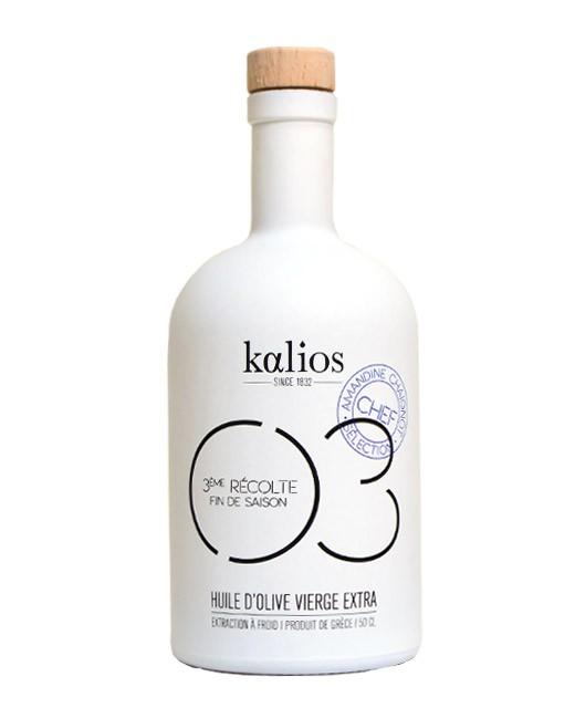 Aceite de oliva virgen extra - Dulzor - Kalios