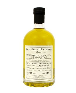 Aceite de oliva virgen extra - Salonenque 100% - Château d'Estoublon
