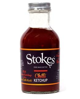 Ketchup con Pimiento - Stokes