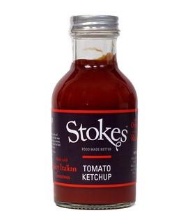 Ketchup de Tomate - Stokes