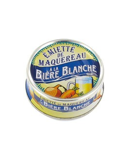Migas de Caballa con cerveza blanca - La Belle-Iloise