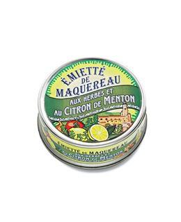 Migas de Caballa con hierbas y limón de Menton - La Belle-Iloise