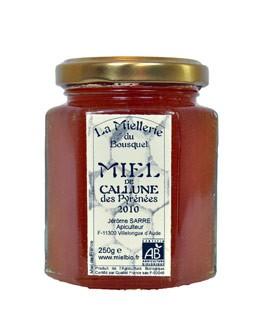 Miel de brezo orgánica - Miellerie du Bousquet