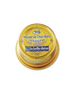 Mousse de Atún blanco bonito y albahaca - La Belle-Iloise