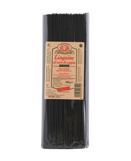 Linguine con tinta de calamar - Rustichella d'Abruzzo