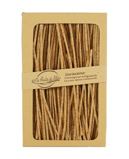 Tallarines de trigo sarraceno - Pasta di Aldo