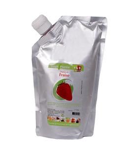 Puré de Fresa - Capfruit