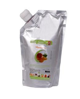 Puré de Mandarina - Capfruit
