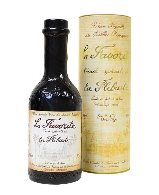 Ron La Favorite - Cuvée La Flibuste 1991 - La Favorite