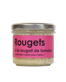 Salmonete con rougail de tomates - L'Atelier du Cuisinier
