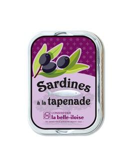 Sardinas con tapenade - La Belle-Iloise