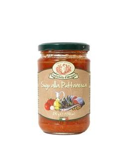 Salsa alla puttanesca - Rustichella d'Abruzzo