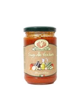 Salsa de tomate con verduras - Rustichella d'Abruzzo