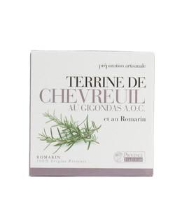 Terrina de Ciervo al Gigondas y al Romero - Provence Tradition