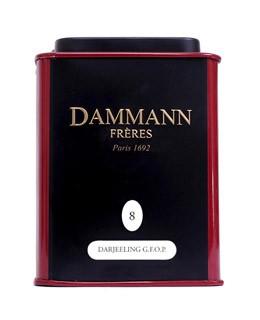 Té Darjeeling G.F.O.P. - Dammann Frères