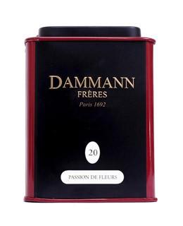 Té Pasión de Flores - Dammann Frères