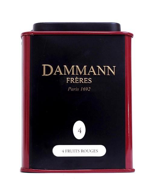 Té 4 Frutos del Bosque - Dammann Frères