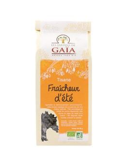 Tisana Frescura de verano - Les Jardins de Gaïa