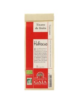 Tisana Hibisco - Les Jardins de Gaïa