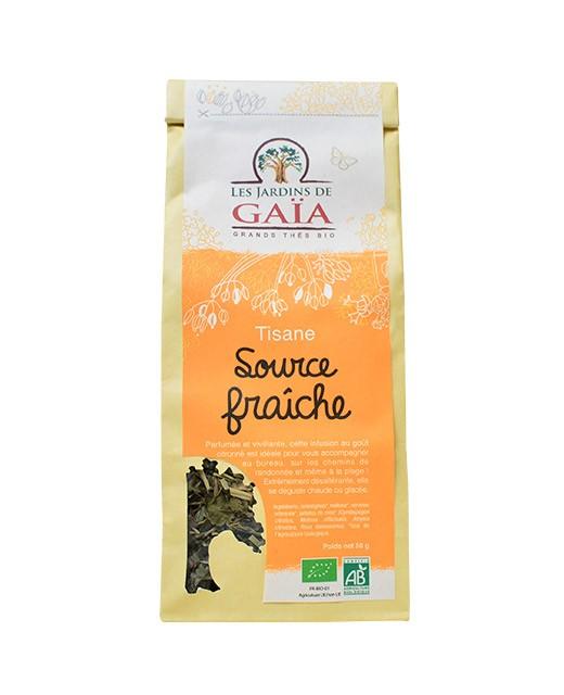 Tisana Fuente fresca - Les Jardins de Gaïa