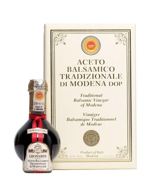 Vinagre Balsámico tradicional DOP - 30 años - Leonardi