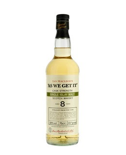 Whisky As We Get It - 8 años - Ian MacLeod