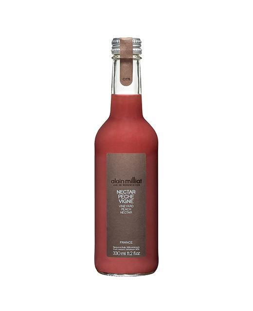Néctar de melocotón de viña de los cerros lioneses - Alain Milliat