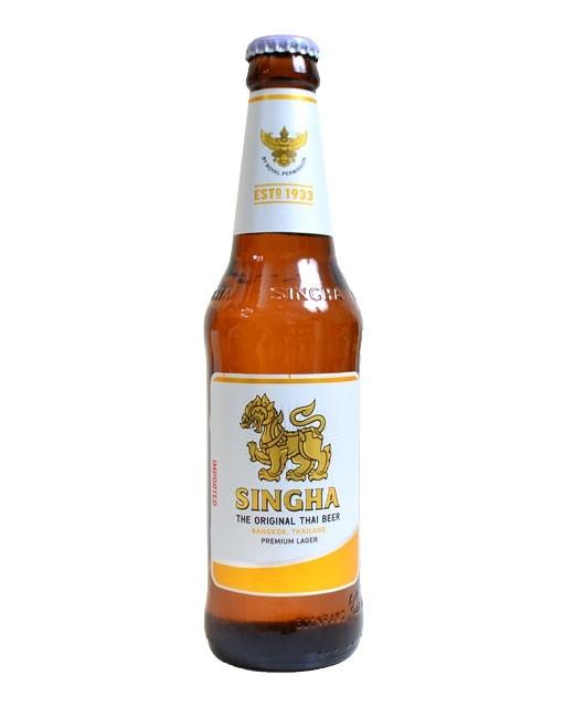 Cerveza Thaï Singha - Singha