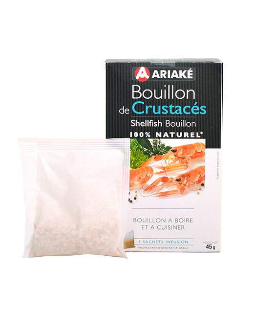 Caldo de Crustáceos  - Ariaké
